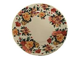 Rose Pattern China Awesome Amazon Antique Rose Pattern Fine China Dessert Plate Set Of