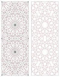 Islamic Art And Architecture The System Of Geometric Design Analysis Of Islamic Geometric Designs Islamic Motifs