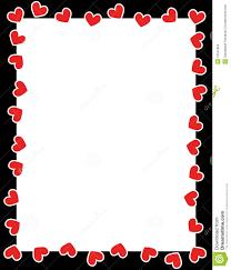 happy valentines day borders. Wonderful Borders Valentines Day Border Inside Happy Valentines Day Borders 2