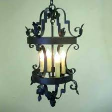 large outdoor chandelier wrought iron lighting fixtures chandeliers mission