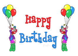 happy birthday images animated happy birthday emoticons to greet your friends birthday songs