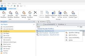 Form Library Sharepoint 2010