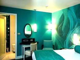 blue wall paint bedroom. Turquoise Wall Paint Bedroom Light Walls . Blue