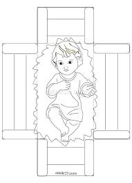Gesù Da Colorare Per Bambini