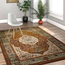 light brown rug evoke modern vintage medallion mocha light brown dusty blue ford light brown area