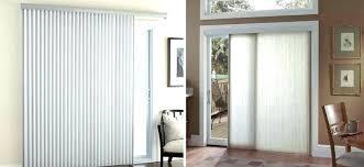 vertical cellular shades for sliding glass doors horizontal honeycomb blinds patio v
