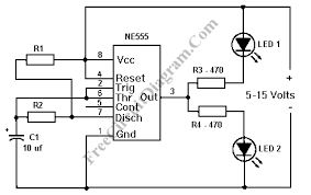 led flasher relay wiring diagram wiring diagram and schematic design electronic turn signal flasher wiring diagram