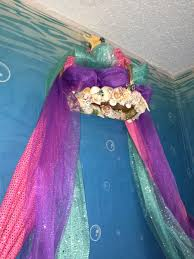 Little Mermaid Bedroom Create An Under The Sea Themed Bedroom Filled With Fishies And