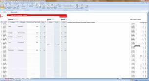 U Haisume Sample Sample Spreadsheet Spreadsheet For Monthly