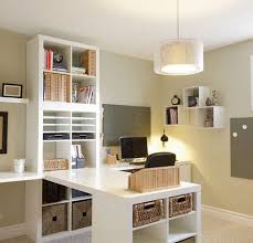 Trisha Traditional Home Office Craft Room Design, Pictures, Remodel, Decor  and Ideas - page Ikea expedit. by geneva