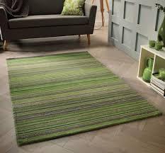 carter stripe green