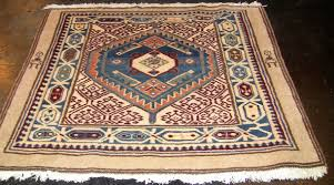 afghan tribal area rug