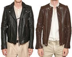 balmain ribbed nappa leather biker spring summer 2016 jackets upscalehype