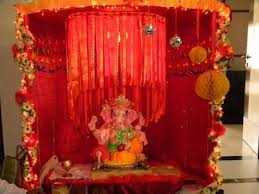 25 ganpati decoration for home