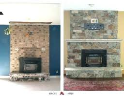 reface fireplace refacing fireplace with stone refacing brick fireplace image of reface fireplace stone veneer refacing brick fireplace refacing fireplace