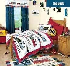 nice inspiration ideas train bedding twin size sets for toddlers quilt reviews ping the construction