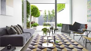 Best Open Plan Living Designs Apartment Courtyard Rug Mar Q Dx Y: Full Size  ...