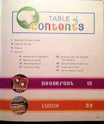 Kimberleys Wanderings A Terrific Cookbook for Kids by Christina