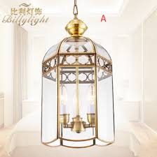 copper lighting fixtures. Billy Simple European Bedroom Dining Living Room Three Copper Lighting Fixtures Hanging Study-in Ceiling Lights From \u0026 On Aliexpress.com T