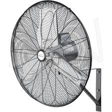 oscillating wall fan. MATRIX INDUSTRIAL PRODUCTS Non-Oscillating Wall Fan EA644   Shop Fans TENAQUIP Oscillating