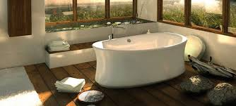 transform your bathroom into a luxurious spa with a maax freestanding tub