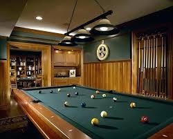 basement pool table. Pool Basement Table