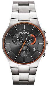 skagen mens aktiv titanium watch skw6076 skagen skw6076