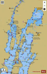 Lake Champlain Riviere Richelieu To South Hero Island