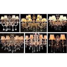 Eastlion Einfache Moderne Manuelle Stoff Lampenschirm Für