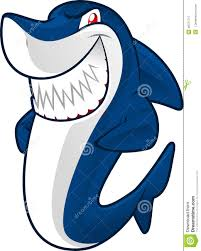 smiling shark clipart. Modren Smiling Smiling Shark Throughout Shark Clipart W