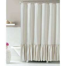 interdesign eva stall size shower curtain liner in clear frost
