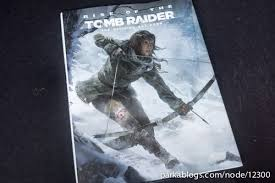 rise of the tomb raider the official art book 01