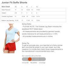 Custom Cheer Shorts For School Slim Fit Soffe Shorts At