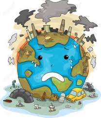 image result for prevention of air pollution poster biology  illustration of crying earth due to pollution stock illustration