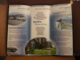 Lawn Care Brochure Spring Lawn Care Business Brochure Lawn Care Business Marketing