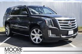 Richmond - Used Cadillac Vehicles for Sale