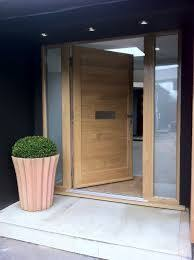Contemporary Wood Front Doors Images  French Door U0026 Front Door IdeasSolid Wood Contemporary Front Doors Uk