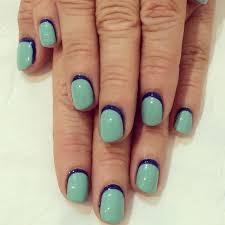 Nail Art Gel Manicure Water Nail Polish Design. Beautiful LCN Pink ...