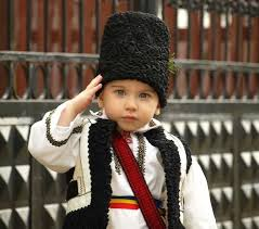 romanian people. romanian folk traditional clothing part 2 people a