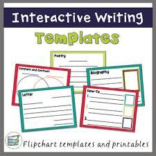 10 Digital Interactive Writing Templates How To Venn Diagram Printables