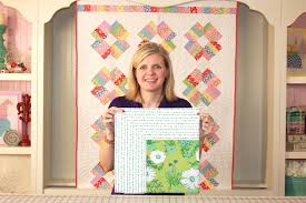 How to Miter Borders on a Quilt - Fat Quarter Shop - YouTube &  Adamdwight.com
