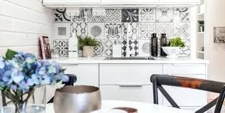 patterned kitchen tiles retro tiles black white tiles kitchen patterned wall tiles patterned kitchen tiles