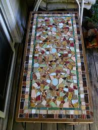 1000 ideas about mosaic table tops on mosaic tables photo details from these photo