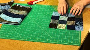 Quilting Quickly - XOXO Checkerboard Batik Patchwork Quilt - YouTube &  Adamdwight.com