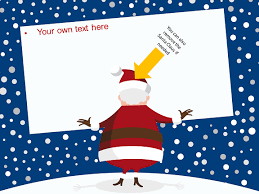 Christmas Template For Powerpoint And Impress