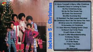 The best Of Jackson 5 - Jackson 5 Full Album Christmas Song'2017 ...