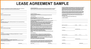 Generic Lease Agreement 24 Generic Lease Agreement Card Authorization 20124 4