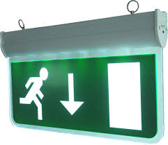 Exit Sign Lighting Requirements Emergency Lighting And Exit Signs Security Red Alert