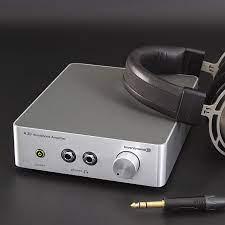 Beyerdynamic A20 Headphone Amplifier | Price & Reviews | Drop | Headphone  amplifiers, Headphone, Headphone amp