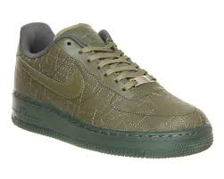 office air force 1. Womens Nike Air Force 1 Lo (W) Rough Green Trainers Size 5 Office